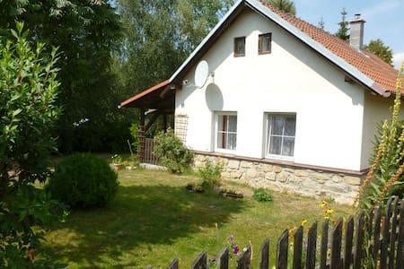 Vysočina, Country house/chalupa - House