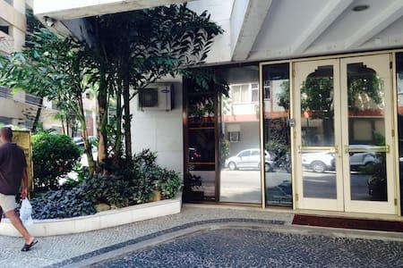 Estúdio em Copacabana  Apart-Hotel