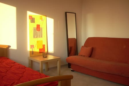 Attractive room near center - Appartement