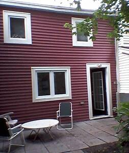 Historic House Downtown St. John's