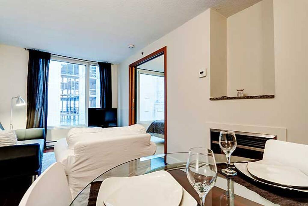 BEST SUITE IN OLD MONTREAL