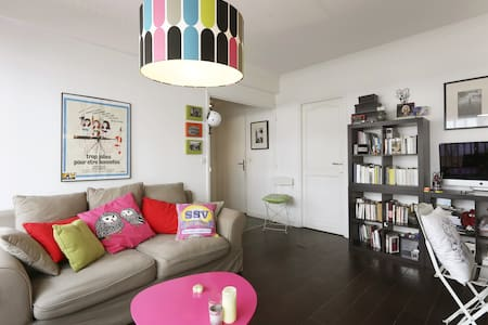 Lovely flat ideal for couple!