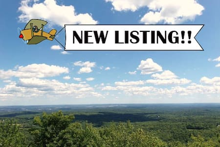Quaint mountain top Bungalow - Goffstown - Talo