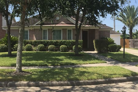 House in League City - Near Kemah, Galveston, NASA - Huis
