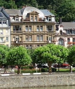 4-star holiday flat in Bad Ems - Lejlighed