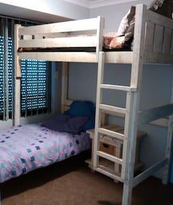 Bunk bed room - Ev