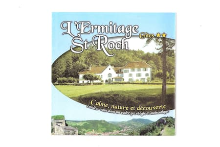 Ancien Ermitage  (Poupet) - Salins-les-Bains - Villa