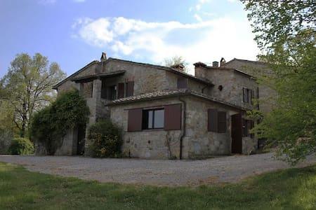 Vista sulla valle: Ficonacce  Sotto - Palazzone - Apartment