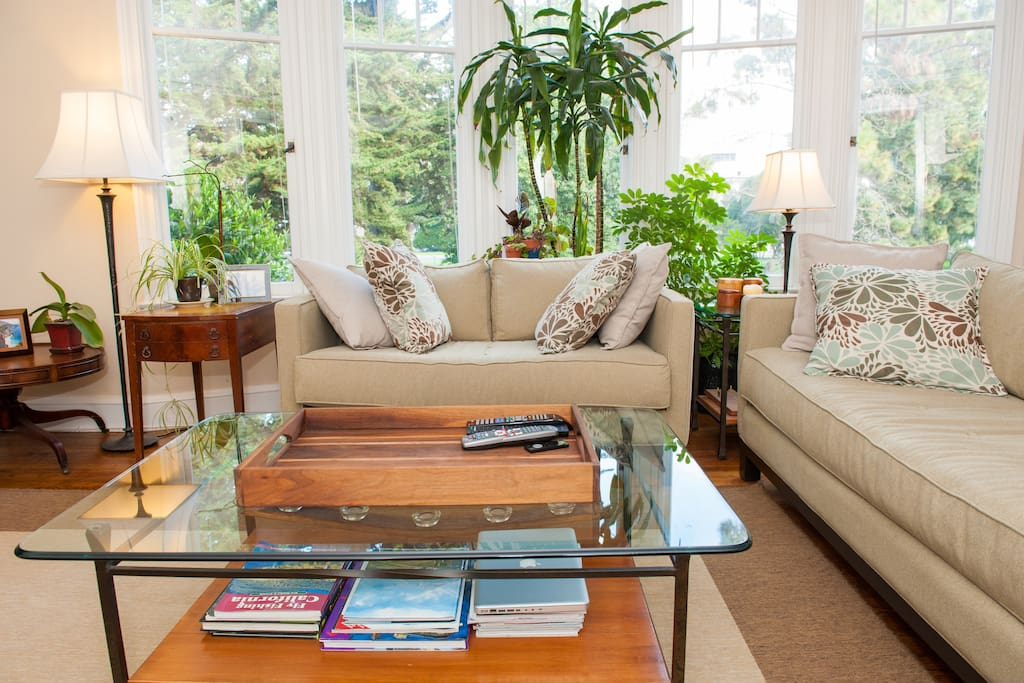 Large Apartment in Haight Ashbury!