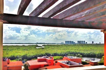 Cancun con vista!