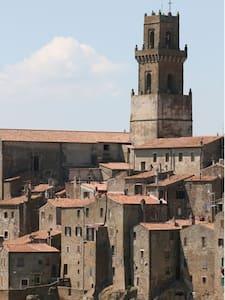 Historical centre of Pitigliano