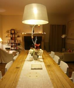 Maison d' hôtes en hiver - Castillon-du-Gard - Bed & Breakfast