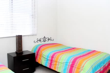 Private & Comfortable Bedrooms Mty - Ev