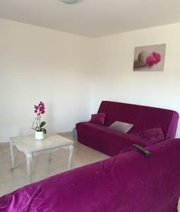 Magnifique appartement rez-de-jardin - Cuttoli-Corticchiato - Appartement