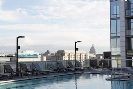 1BR Apt in Gallery Pl- Downtown DC - Washington - Apartment