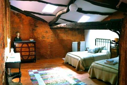 Habitación de la Luna - Bonillos - Bed & Breakfast