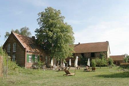 Flusshof - Ökologisch sanierter Hof - Werben (Elbe) - Casa