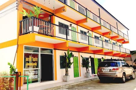 Star Resort Klong 4 - Rangsit - Apartment