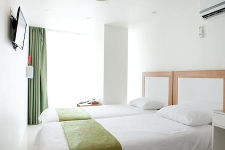 Hotel Cozy Myeongdong Twin Room (2)