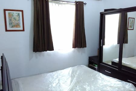 Green and homey in BSD - Serpong - House