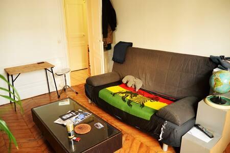 Charmant 3 pièces du bas Montmartre - Apartment