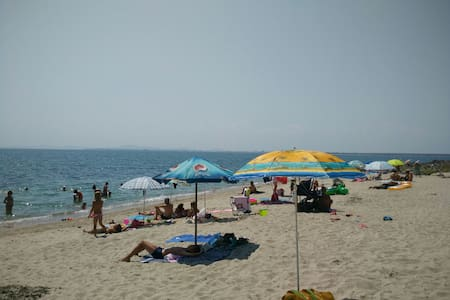 Sunny apartment Bulgarian seaside - Daire