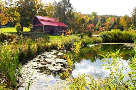 Twin Ponds, Vacation Rental NE PA - Harding - Ev