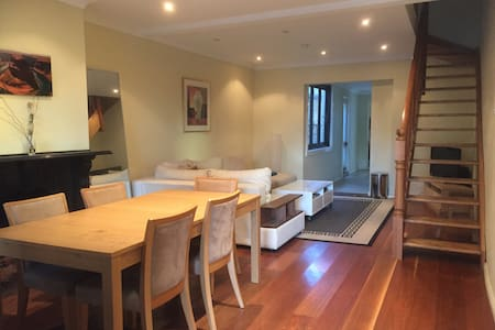Central Surry Hills. Master Bedroom