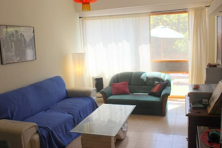 Cozy Beach Apt. w/ Sea View - Shavei Tzion