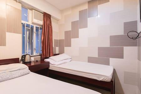 2 Beds 2 Mins To MTR MongKok