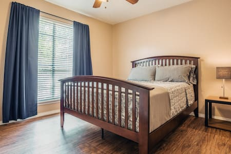 Comfy Room in Trendy South Austin - Austin - Apartment