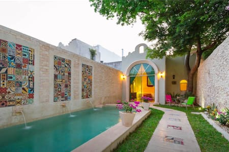 Private Casita, Superb Location. - Mérida - Dom