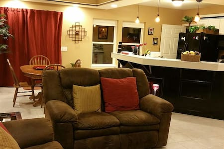 Beautiful Lakeview Apartment - Wright City - Apartment