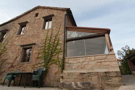 Casa Rural restaurada en Santiago de Compostela - Casa