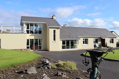 Spacious private accommodation close to Athlone - Casa