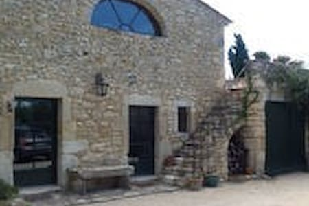 Charming stone house in Provence