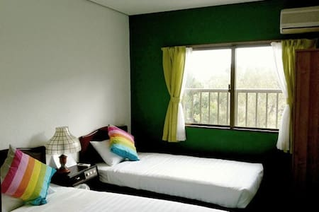 Seaside Twin room 09 - Villa