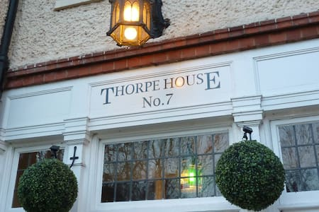 Thorpe House Bed and Breakfast - Bed & Breakfast