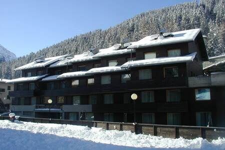 Apartments on the ski slopes - Appartement