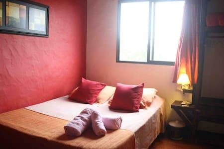 Hostel de la Viuda Superior Double Bed Private - Haus