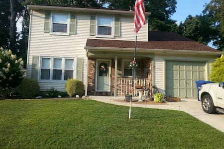 Lovely home clean smoke free - Westampton - Ház