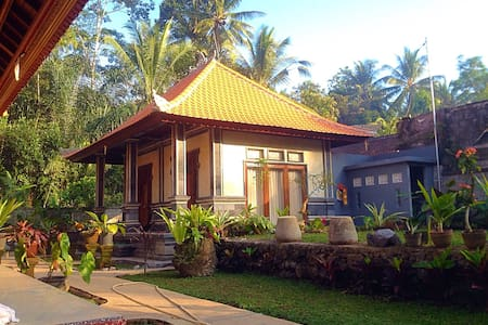 2 BR Balinese family Compound