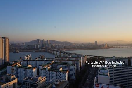 Amazing View! COEX Cheongdam Stn