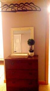Studio-Style Bistro & Private Bath