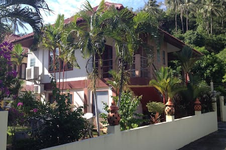 HOUSE 45 SQM 1 BEDROOM WITH GARDEN