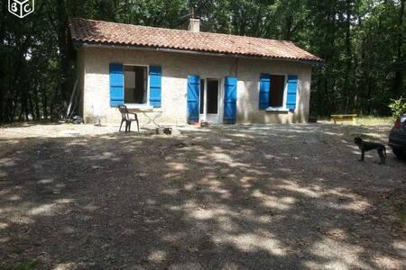 Maison des bois - castella - House