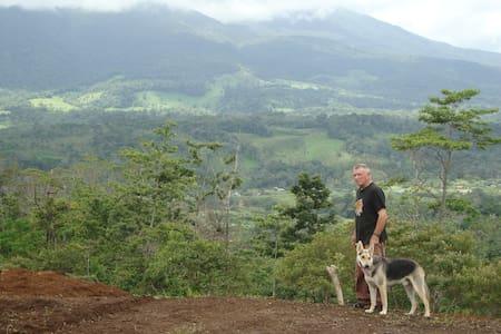 nature et calme au  Costa Rica - House