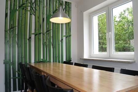 Nowoczesny, czysty 100 m2 dom - Maison