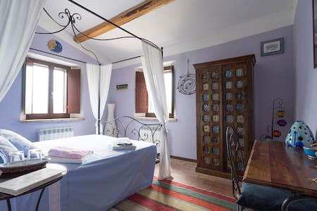 B&B Locanda Nemorosa - Camera 2 - Bed & Breakfast