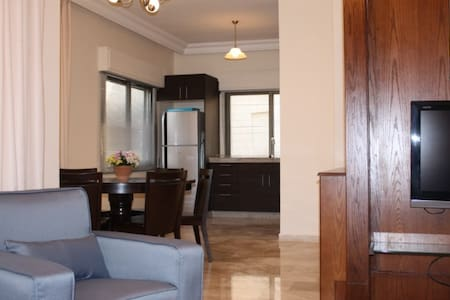 2 Bedroom Apartment 204, Shmeisani